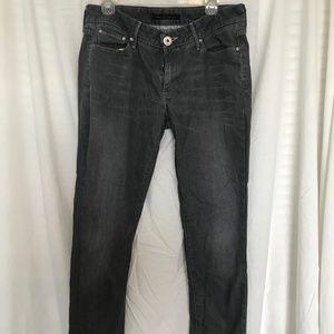 Women's Levi's 545 Skinny Jeans - slate color